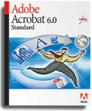 Acrobat® 6.0 Standard for Windows box