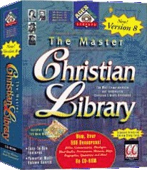 Master Christian Library 8 box