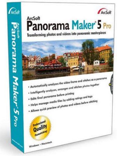 ArcSoft Panorama Maker 6 Free Download for Windows 10 7 8/ (64 bit/32 bit)