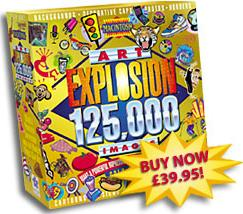 Art Explosion 125,000 MAC box