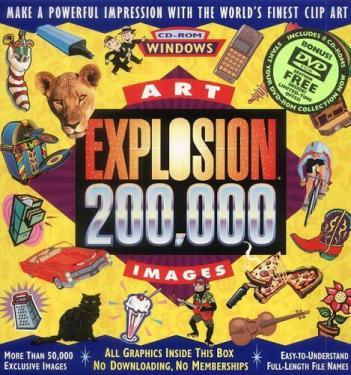 Avanquestnova art explosion software bmsoftware art explosion 200000 m4hsunfo