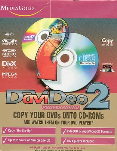 DaviDeo 2 Professional box