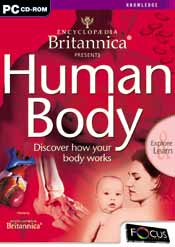 Encyclopaedia Britannica Presents Human Body box