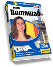 Software to learn romanian