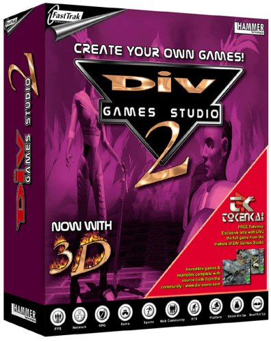 Fasttrak div games studio 2 fasttrak software bmsoftware - Div games studio ...