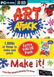 Art Attack Make It/Art Attack box