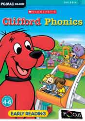 Clifford Phonics box