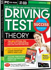 Driving Test Success THEORY New Edition box