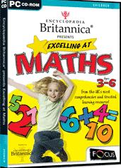 Encyclopedia Britannica Presents Excelling at Maths box