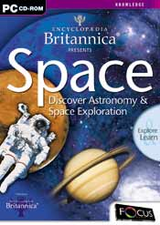Encyclopedia Britannica Presents Space box