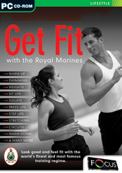 Get Fit with the Royal Marines box