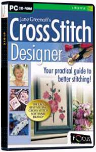Jane Greenoff's Cross Stitch Designer box