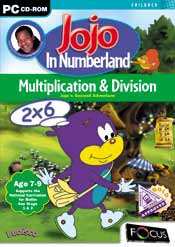 Jojo in Numberland Multiplication and Division box