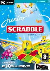 Junior Scrabble Interactive box