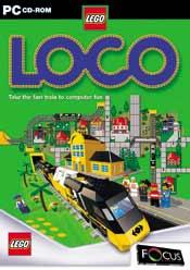 LEGO Loco box