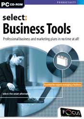 Select:Business Tools box
