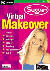 Sugar Virtual Makeover box