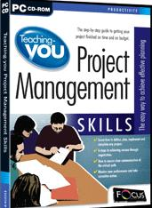 Teaching-you Project Management Skills box