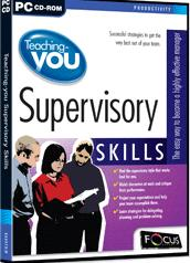 Teaching-you Supervisory Skills box