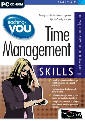 Teaching-you Time Management Skills box