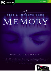 Test & Improve Your Memory box