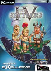 The Settlers IV box