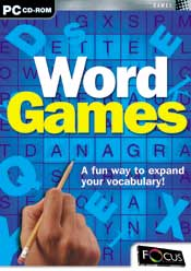 Word Games box