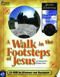 A Walk in the Footsteps of Jesus