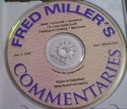 Fred Miller Commentaries - The Great Isaiah Scroll