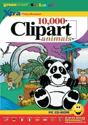 10,000 Clipart Animals