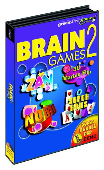 Brain Games 2 box