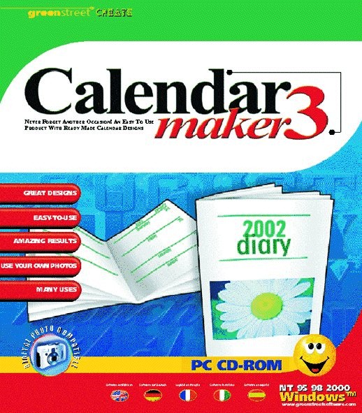 Calendar Maker Art Explosion : Greenstreet gst games clip art national geographic