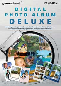 Digital Photo Album Deluxe