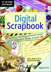 Digital Scrapbook box