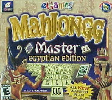 Mahjongg Egyptian Edition - eGame
