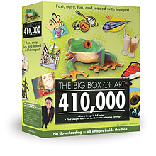 Hemera Big Box of Art 410,000 box