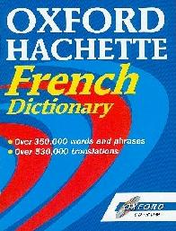 Oxford Hachette French dictionary box