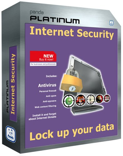 Platinum Internet Security box