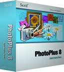 PhotoPlus 8 box