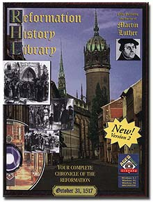 Reformation History Library 2 box