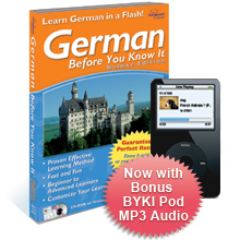 German Before You Know It Deluxe 3.6 box