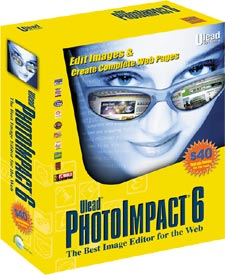 PhotoImpact 6 box