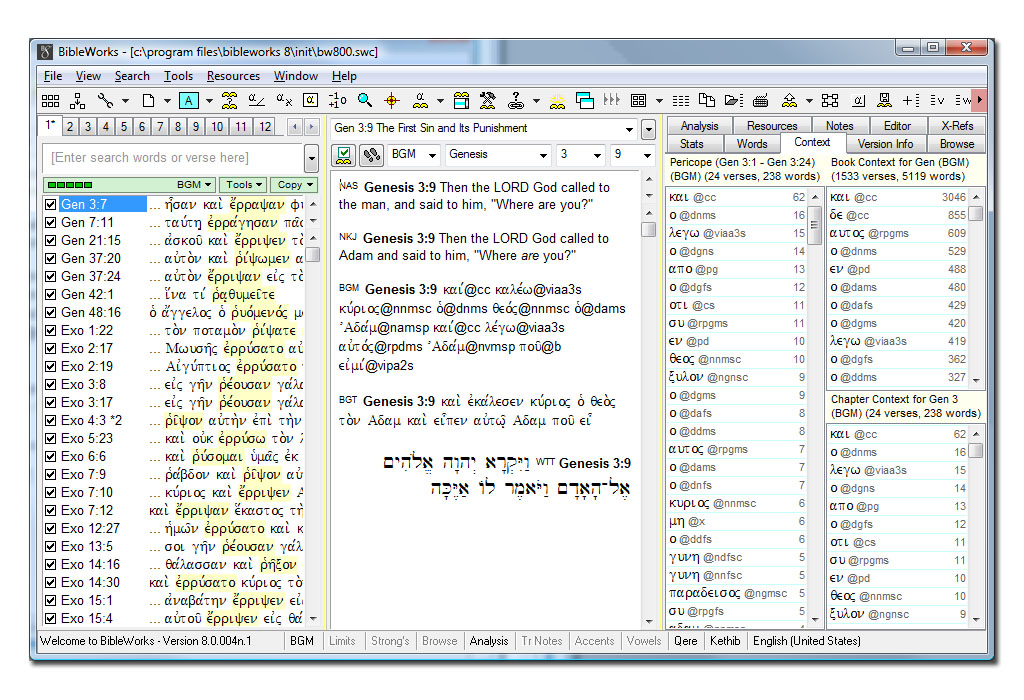 bibleworks 10 activation code free