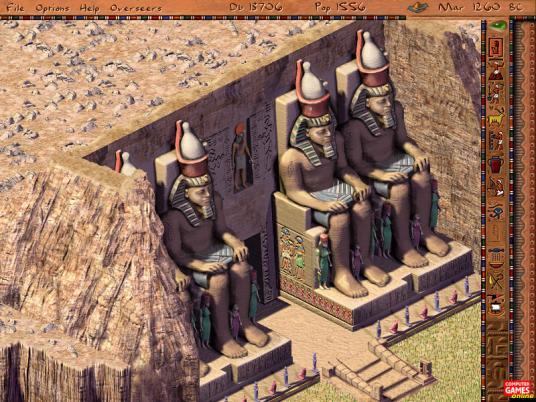 Ancient City build Cleopatrapharaoh01