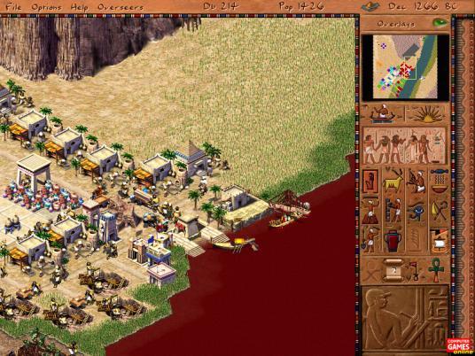 Pharaoh (video game)