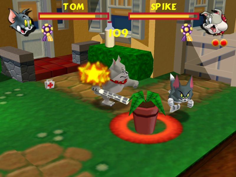 Game Tom and Jerry 2013