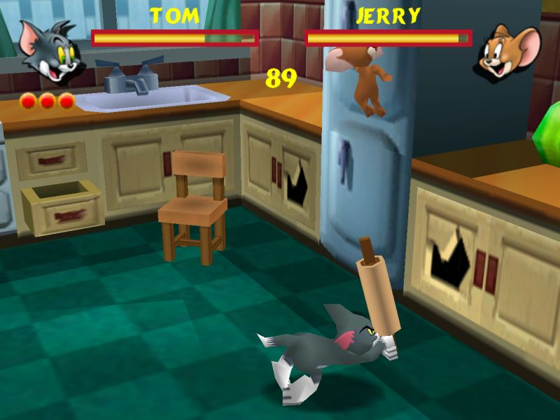Descargar Tom and Jerry Fists of Fury